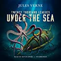 20,000 Leagues Under the Sea Audiobook by Jules Verne Narrated by David Linski