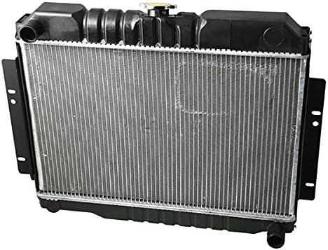 Omix-Ada 17101.15 2 Core Radiator