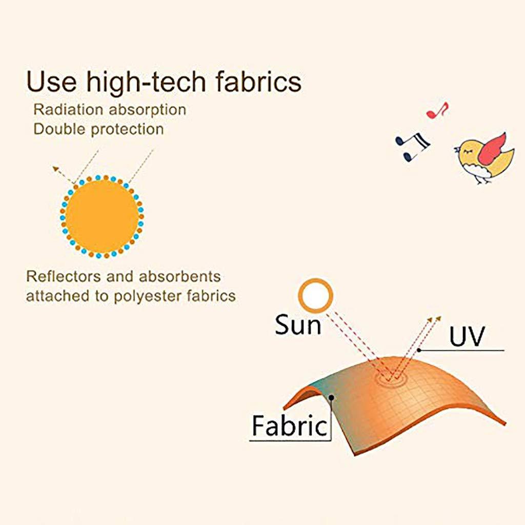 Dkings proteger a sus beb/és y ni/ños de UV por hasta 98/% coche parasol ventana lateral del techo parabrisas ventana para ni/ños adultos adsorci/ón 2 unids Universal Fit coche lado sol ventana parasol
