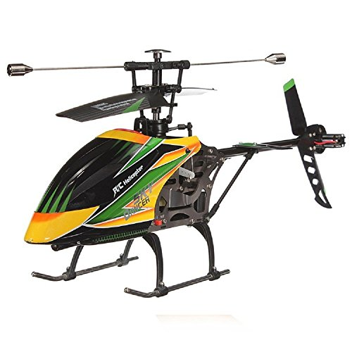 Flytec Wltoys V912 Sky Dancer 2.4G 4CH RC Helicopter RTF with Videography Function Remote Control Toys For Children
