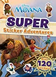 Disney Moana: Super Sticker Adventures