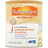 Nutramigen® with Enflora™ LGG® Infant Formula-Flavor Unflavored Calories 20 / fl oz Style Powder Packaging 12.6 oz Can - Case of 6