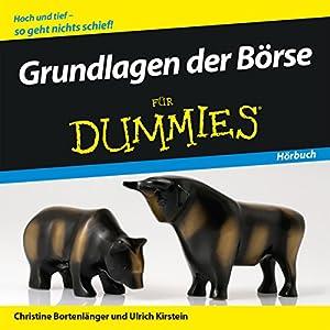 Grundlagen der Börse für Dummies Hörbuch