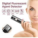 Fluorescent Agent Checker Detector Fluorometer Cosmetic FWAs Tester