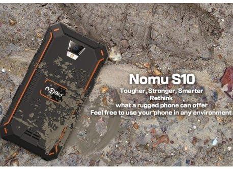 HK almacén NOMU S10 teléfono Android Resistente: Amazon.es ...