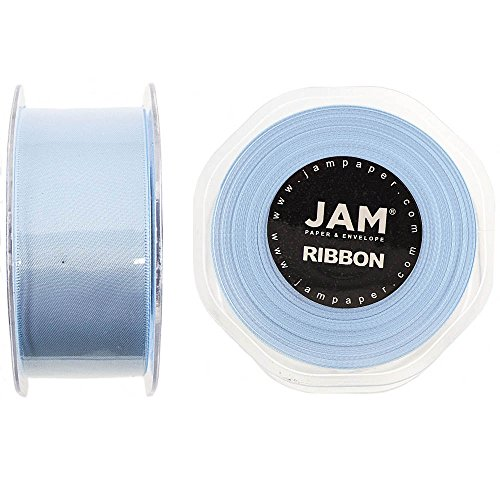 JAM Paper Double Faced Satin Ribbon - 1 1/2