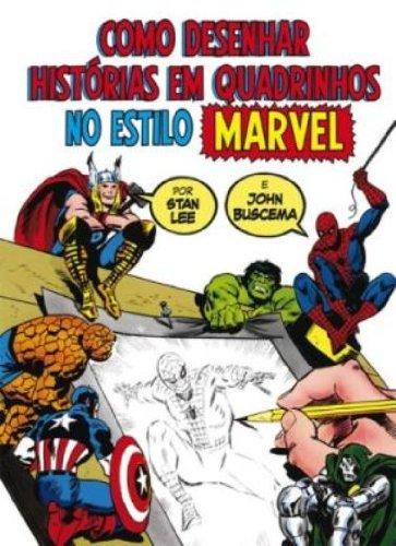 Como Desenhar Quadrinhos no Estilo Marvel