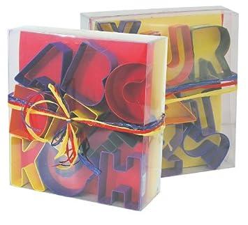 Amazon com: R & M International 1800 26-Piece Cookie Cutter