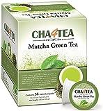 Cha4TEA 36-Count Matcha Green Tea for Keurig