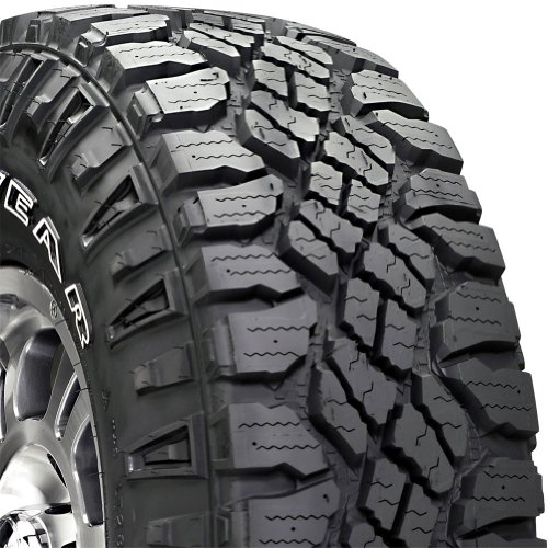 Goodyear Wrangler DuraTrac Traction Radial Tire - 285/75R16