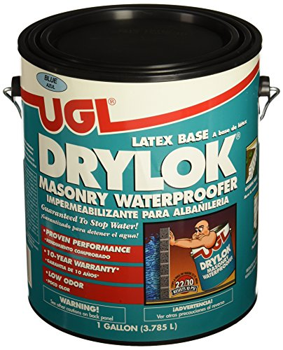 United Gilsonite Laboratories 27813 Drylok Latex Base Mas...