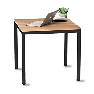 Need Small Computer Desk 31-1/2'' Sturdy and Heavy Duty Writing Desk for Small Spaces and Small Desk Study Table Laptop Desk- Damage AC3BB-80-40