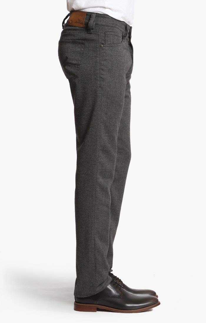 34 Heritage Men's Charisma Relaxed Classic Pants, Grey Feather Tweed 34 x 34 by 34 Heritage (Image #3)