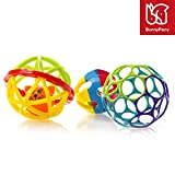 BunnyPony Toy Ball, Multicolored, Assorted