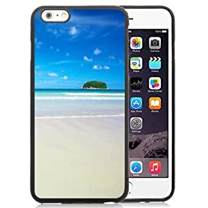 Beautiful Unique Designed Cover Case For iPhone 6 Plus 5.5 Inch With Lone Island Black Phone Case