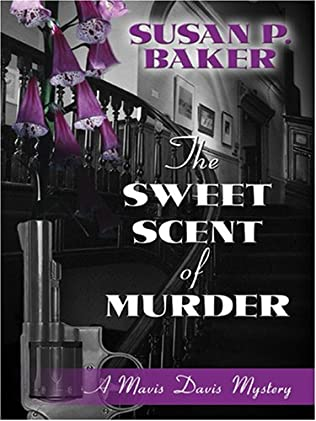 book cover of The Sweet Scent of Murder