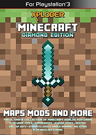 Xploder Minecraft Diamond Edition (PS3) by Xploder: Amazon.de: Games