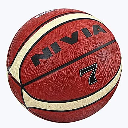 Buy Nivia Engraver Basketball Size 7 Color May Vary From Ksports Online At Low Prices In India Amazon In