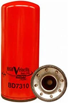 Dual-Flow Oil Fltr High Velocity Spin-On