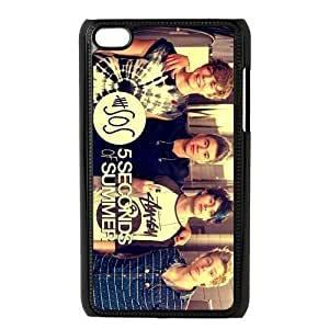 5 Seconds Of Summer 5sos Customize Plastic Hard Case For Ipod Touch 4 wangjiang maoyi