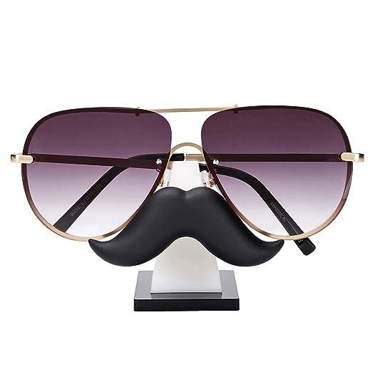 i-Win - Soporte para Gafas de Sol con Forma de Nariz para ...