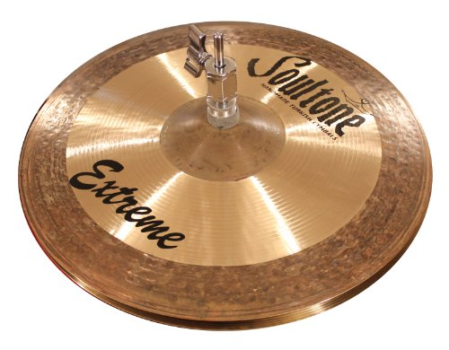 Soultone Cymbals EXT-HHTB15 - 15'' Soultone Cymbals Extreme Hi Hat Bottom Only by Soultone Cymbals