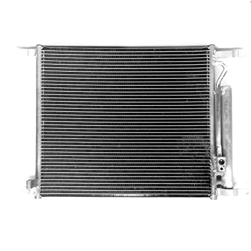 COG233 3877 AC A/C Condenser for Chevrolet Pontiac Fits Aveo Aveo5 G3 Wave (Chevrolet Malibu A/c Condenser)