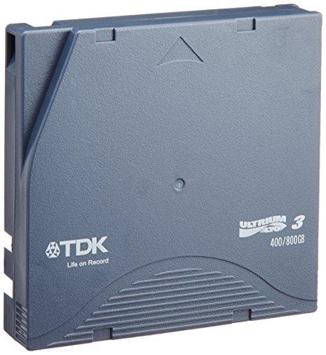 TDK D2406-LTO3 400/800GB LTO Ultrium 3 Data Cartridge