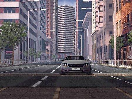 Metropolis Street Racing