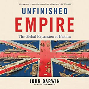 Unfinished Empire Audiobook