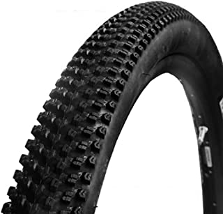 LIDAUTO Pneus de vélo VTT Pneu de Cyclisme Pneu Anti-crevaison Mountainbike Steel Wire Tire 24' 27' 26 * 1.95 C1820 (2pcs)