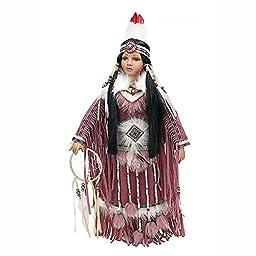 Cherish Crafts Morning Cloud 24-inch Porcelain Doll