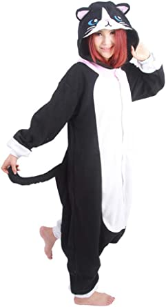 Kigurumi Pijamas Unisexo Adulto Cosplay Traje Disfraces Animal ...