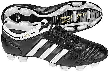 adidas Scarpe da Calcio Adipure II, Nero Black White