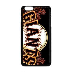 Giants Logo Hot Seller Stylish Hard Case For Iphone 6 Plus
