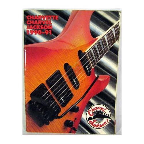 Charvette Charvel Jackson 1990-91 Guitar...