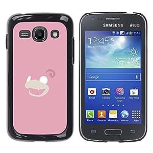 LECELL--Funda protectora / Cubierta / Piel For Samsung Galaxy Ace 3 -- Charmander P0kemon --