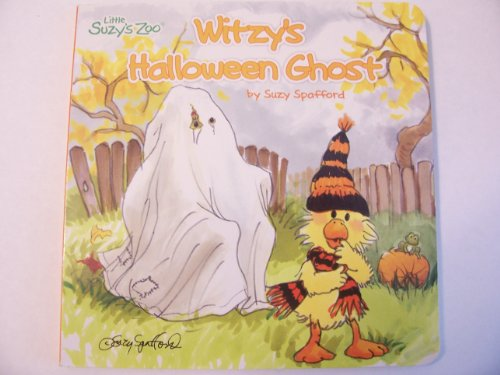 Little Suzy's Zoo Witzy's Halloween Ghost (2011 Board Book) ()