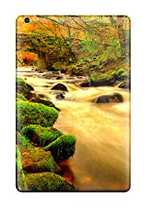 Megan S Deitz's Shop 7995329J18976116 Case Cover Flowing Water Under The Bridge/ Fashionable Case For Ipad Mini 2