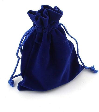 Valentine/'s Velvet Jewellery Drawstring Gift Bag Pouches Jewelry Bags x10