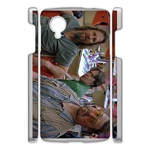 Google Nexus 5 Phone Cases White The Big Lebowski FJo908463