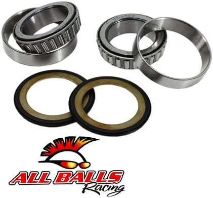 Condition: New Part Number: 130293-AD VPN: 22-1039-AD Manufacturer: ALL BALLS STEERING BEARING KIT