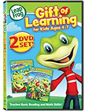 Leapfrog: Gift Of Learning for Kids Ages 4-7 - Double Feature [DVD]