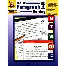 Daily Paragraph Editing, Grade 4