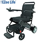 "Ezee Life - 2G Portable Folding Electric Power Wheelchair w/8"" Rear Wheels"