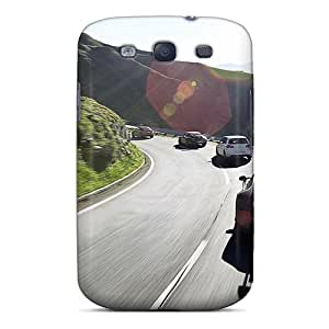 For Cynthaskey Galaxy Protective Case, High Quality For Galaxy S3 Bugatti Veyron Skin Case Cover