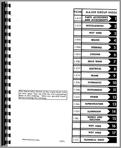 Machine Parts Catalog - 6