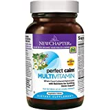 New Chapter Perfect Calm - Daily Multivitamin for Stress & Mood...