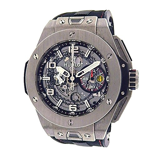 Hublot Big Bang automatic-self-wind mens Watch 401.NX.0123.VR (Certified Pre-owned)