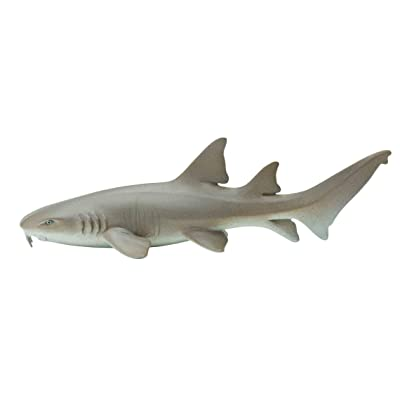 Safari S200629 Nurse Shark - Silver: Toys & Games